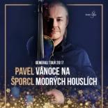 Pavel Šporcl – Vánoce na modrých houslích 2017