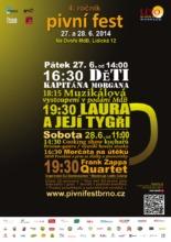 Pivní fest Brno 2014