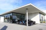 Otevření autosalonu BMW