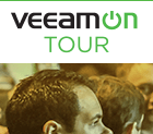 VEEAM ON TOUR